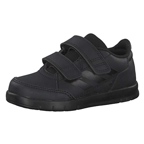 Adidas Altasport CF I, Zapatillas de Gimnasia Unisex bebé, Negro (Core Black/Core Black/Core Black Core Black/Core Black/Core Black), 25 EU