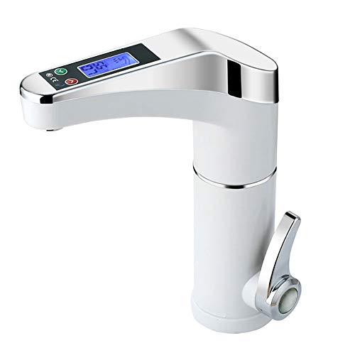 ZXLIFE@@@ elektrische boiler, directe warmwaterkraan, spoelverwarming, snelle hitte, kan warm en koud worden gebruikt, voor keuken, badkamer, toilet, hotel, enz.