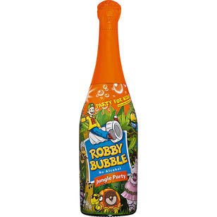 Robby Bubble Jungle Party, 6er Pack ( 6 x 0.75 l)