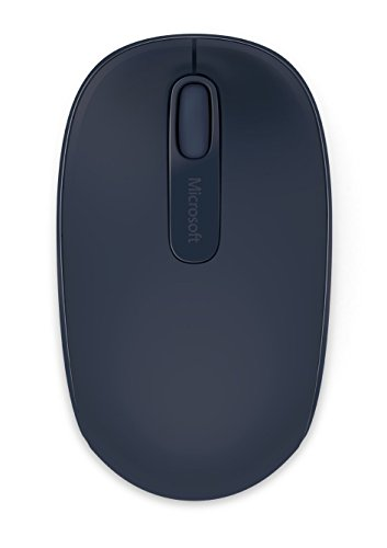 Microsoft Wireless Mobile Mouse 1850 - Blue - U7Z-00012