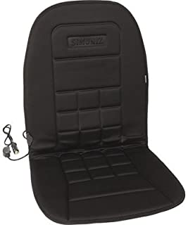 Simoniz 12 Volt Heated Seat Cushion - Universal Size, Model Number 00279