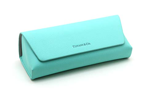 Tiffany & Co. Etui für Sonnenbrille und Brillen, mit Originalverpackung, Kollektion 2019, Azurblau, groß