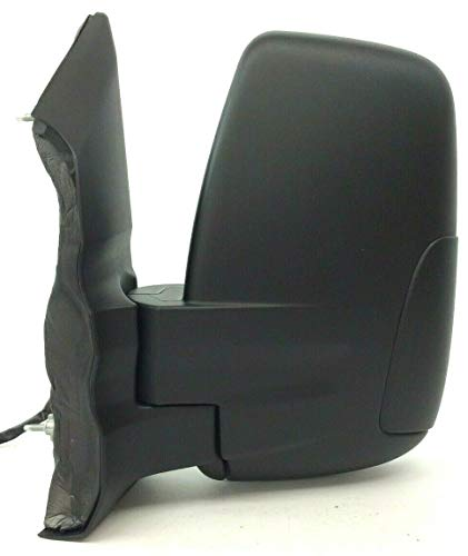 Driver Left Side Mirror Replacement Power Mirror Without Indicator Fit Ford Transit 150 250 350 from 2015-Onward