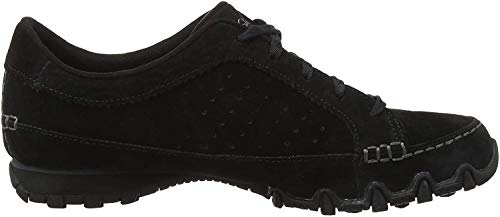 Skechers Bikers-Contained 44703, Mocasines para Mujer