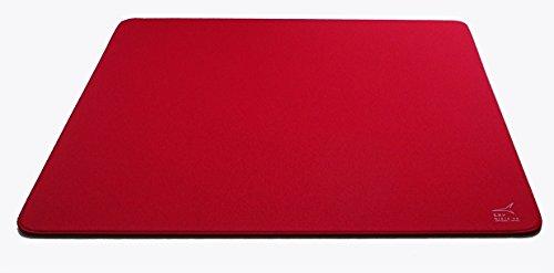 ARTISAN ゲーミングマウスパッド [420x490x7mm] 飛燕 FX MID XLサイズ FXHIMDXLR ワインレッド
