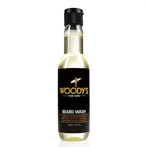 Woody's For Men Beard Wash 190 ml