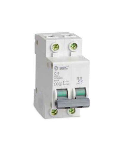 GSC Interruptor automático 1P+N 25A 0403654