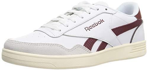 Reebok Royal TECHQUE T, Zapatillas de Tenis Hombre, BLANCO/TRGRY1/RICRED, 43 EU