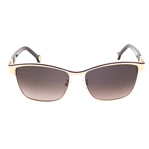 Carolina Herrera SHE069560SL3 Gafas de sol, Rosa, 56 para Mujer