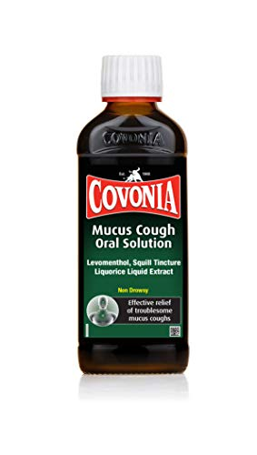 Covonia Mucus Cough Oral Solution for Mucus Cough 150 ml, Parrot4