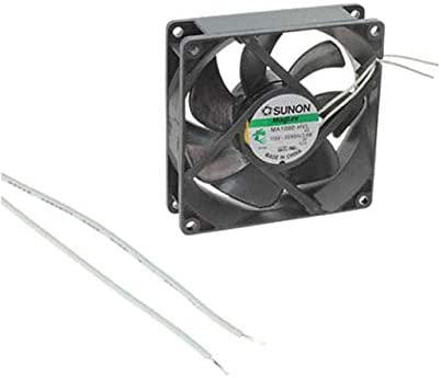 FAN AXIAL Finally popular brand 92X25MM 115VAC WIRE of Pack 2 Manufacturer regenerated product