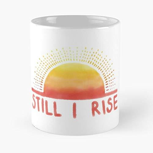 Still I Rise Sunrise Classic Mug