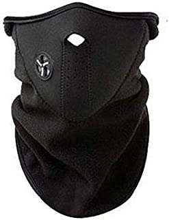 Cycling Mask In Black, 4222