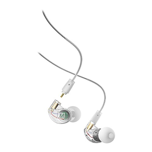 MEE audio M6 PRO Musicians' In-Ear Monitors with Detachable Cables; Universal-Fit and...