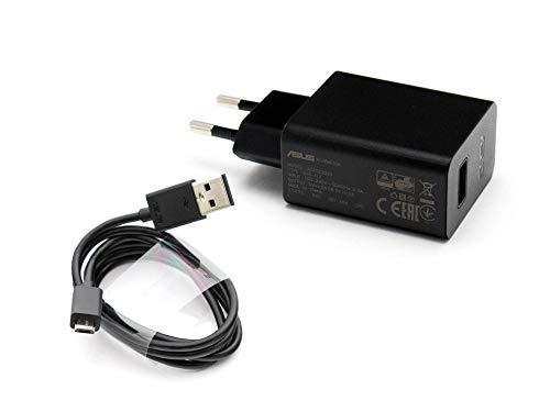 ASUS Transformer Book T100TA Original Micro USB Netzteil 10 Watt EU Wallplug inkl. Ladekabel Kit