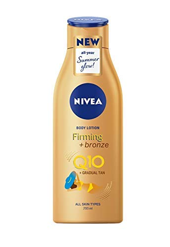 Nivea Q10 Firming + Bronze Body Lotion 200 ml
