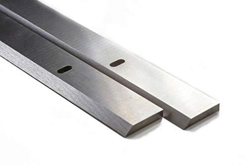 para Ryobi ETP1531AK HSS Cepilladora Cuchillos de espesor de madera para Ryobi AP12 un par 319x18.2x3.2mm