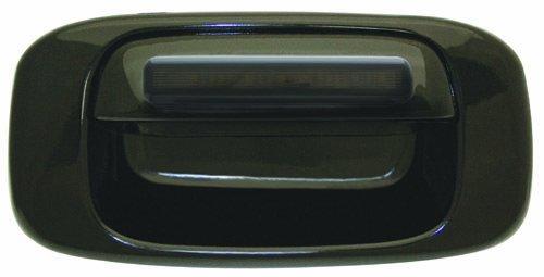 03 silverado red door handle - 8