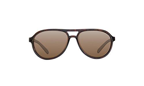 Korda New Aviator Polarisierte Angeln Sonnenbrille Schildpatt Rahmen/braun Objektiv