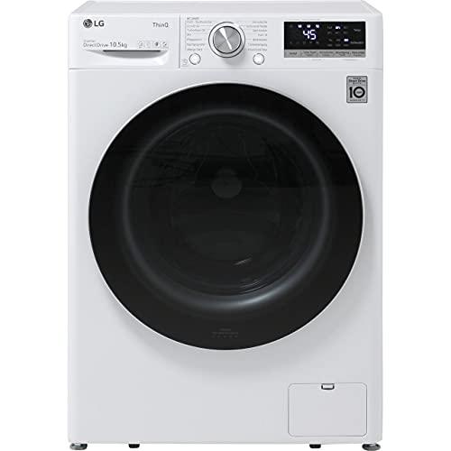 LG F4WV710P1E Waschmaschine, 10.5 kg, 1400 U/Min, Energieeffizienzklasse A