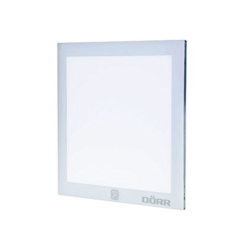 DÖRR LED Leuchtplatte Light Tablet Ultra Slim LT-2020 weiss