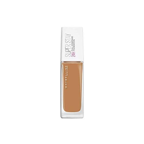 GEMEY MAYBELLINE - Fond de teint - SUPERSTAY 24H - Nouvelle Formule - 30ml - 46 WARM HONEY