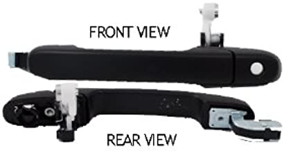Honda Crv Black Outside Rear Replacement Tailgate Handle With Key Hole