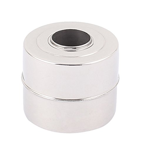Aexit Stainless Steel Shaft Collars Water Level Sensor Floating Ball 32m_m x 40m_m Heat Shrinkable Shaft Collars x 15m_m