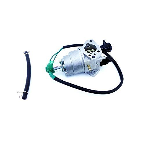 Jardiaffaires - Carburador para motor Honda GX240 y GX270 con válvula de arranque