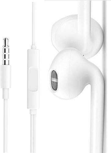 SYSTENE Headphones with Mic for I Phone, Apple, I Phone 4/4s/5/5s/6/6s iPad with 3.5mm Jack