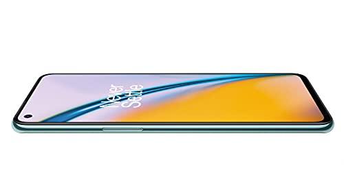 OnePlus Nord 2 5G 12 GB RAM 256 GB SIM-freies Smartphone mit Dreifachkamera und 65W Warp Charge - 2 Jahre Garantie - Blue Haze - 5