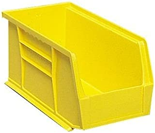 Akro-Mils 30-270 Yellow Storage bin; 16-1/2