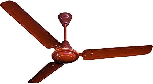 Crompton Briz Air (900mm) Brown Ceiling Fan