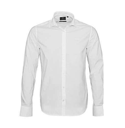 NZA Hemd Daniell 99XN570C 103 White (XL)