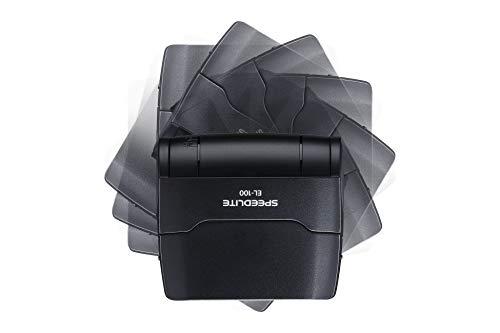 Canon Speedlite EL-100 Blitzgerät) schwarz