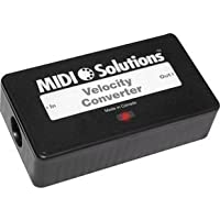 MIDI Solutions MIDI Velocity Converter/キーボード/MIDI【並行輸入品】