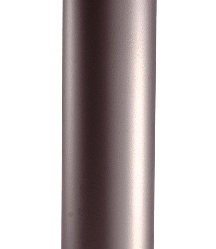 Buschbeck Rohrverlängerung Auckland, braun metallic, 18 x 18 x 100 cm