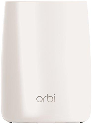 Netgear Orbi WiFi Mesh AC3000 RBS50, repetidor WiFi adicional, cobertura tribanda de hasta 175 mq