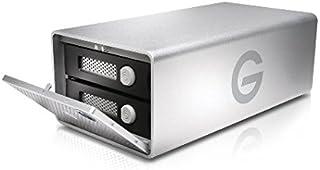 G-Technology(HGST) G-RAID Removable Thunderbolt 3 USB-C 外付けハードディスク20000GB【5年保証】 0G05766AZ