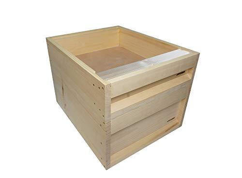Forro zarge Zander Presas (zn10) 540x 420x 42mm Madera Presas imkerei requisitos, apiformes