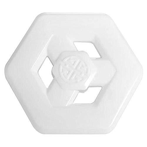 Lámpara de platillo volante LED E27 Lámpara hexagonal Lámpara de copo de nieve de alta potencia Lámpara de bombilla LED Bombilla de ahorro de energía para el hogar, la oficina