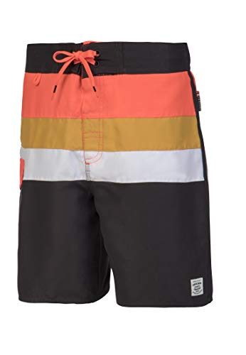 Protest Dollars JR Jungs Beachshort Neon Pink 152