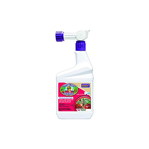 Bonide (BND255) - Captain Jack's Dead Bug Brew, Ready to Spray Insecticide/Pesticide (32 oz.)
