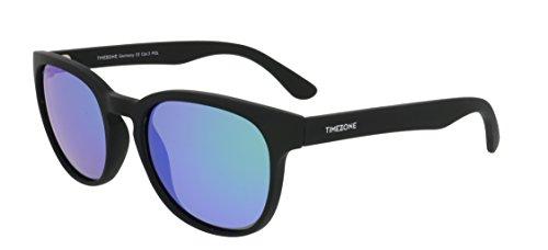 Timezone Damen Herren Sonnenbrille UV400 Schutz Verspiegelt Polarisiert AN-35