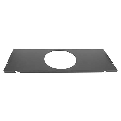 Eosnow Tablero de Mesa de Picnic, Superficie Lisa Material de aleación de Aluminio Peso Ligero Tablero de Mesa fácil de Usar para Picnic de Barbacoa al Aire Libre