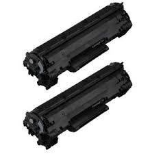 ENCRE BREIZ 2 Toner per CRG 725 per Stampante Canon I-Sensys LBP-6000, LBP-6000B, LBP-6018, LBP-6020, LBP-6020B, MF-3010 | 1600 Pagine