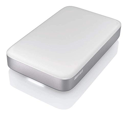 Buffalo MiniStation Thunderbolt USB 3.0 1 TB Portable Hard Drive