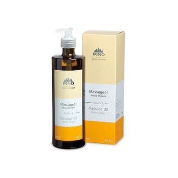 Öl-Massage Aroma Honig und Ingwer 500ml