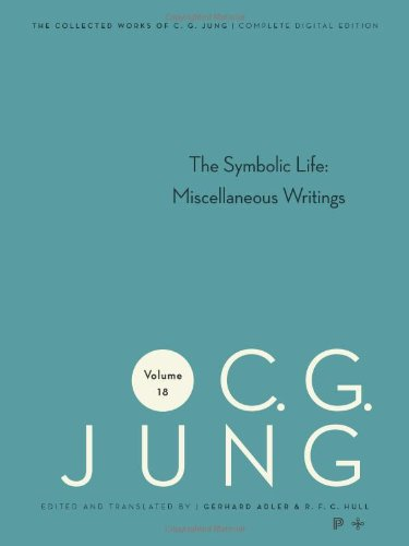 Compare Textbook Prices for The Symbolic Life: Miscellaneous Writings The Collected Works of C. G. Jung, Volume 18 Collected Works of C.G. Jung 53 Illustrated Edition ISBN 9780691098920 by Jung, C. G.,Adler, Gerhard,Hull, R. F.C.