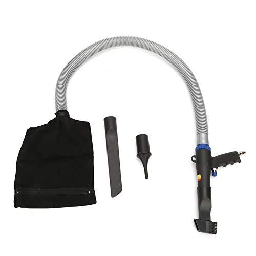 Pistola de aire comprimido, pistola de succión de aire, compresor de aire de alta presión, pistola de soplado/succión, herramienta de limpieza neumática tipo pistola